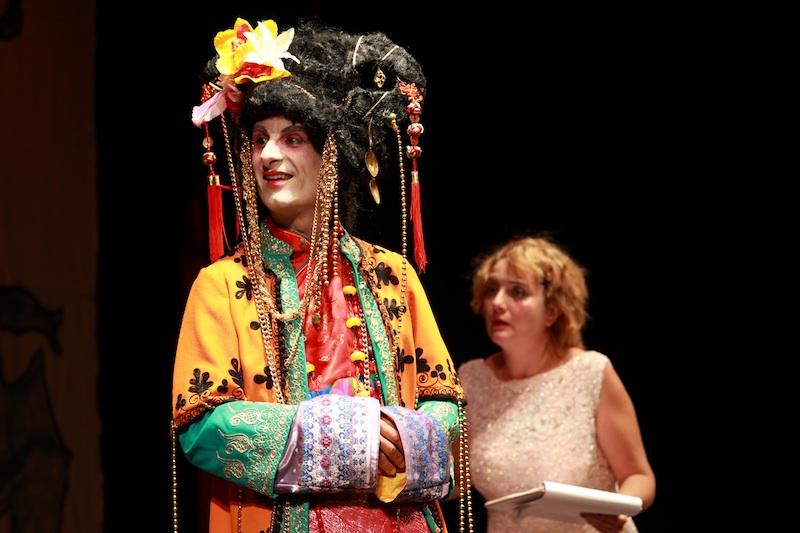Dama cinese II