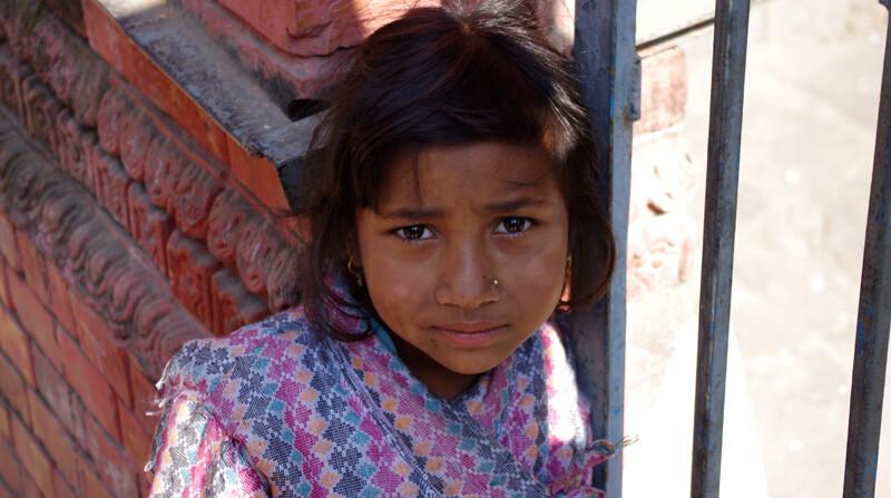 Gli occhi del Nepal