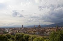 Firenze dal piazzale Michelangelo