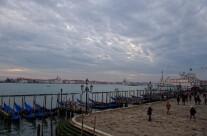 Vista dietro San Marco