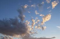 I colori del tramonto